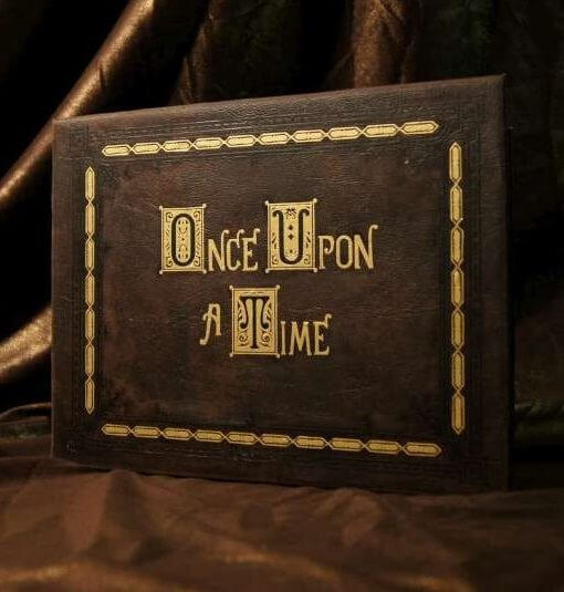 Once Upon a Time Replica iPad / Tablet / Kindle / eReader Cover
