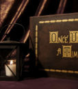 Once Upon a Time Replica iPad / Tablet / Kindle / eReader Cover 3