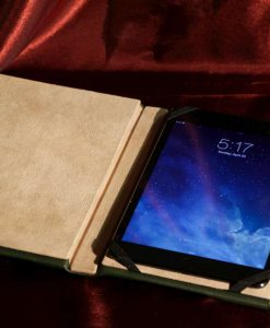 Thievius Raccoonus Sly Cooper Book Replica eReader / Kindle / iPad / Tablet Cover / Journal