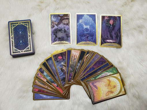 Last Unicorn Tarot Card Deck 3