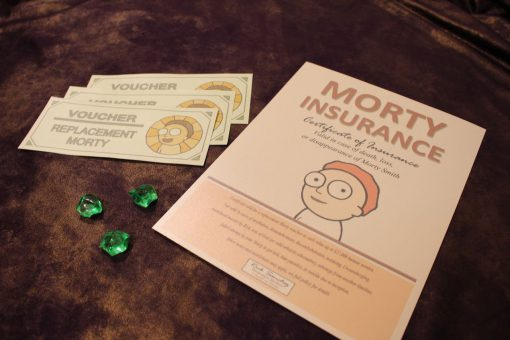 Rick and Morty Citadel of Ricks Morty Insurance Policy Justin Roiland Dan Harmon 18