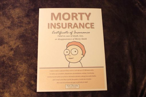 Rick and Morty Citadel of Ricks Morty Insurance Policy Justin Roiland Dan Harmon 2