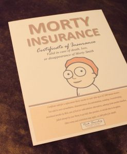 Rick and Morty Citadel of Ricks Morty Insurance Policy Justin Roiland Dan Harmon 4