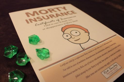 Rick and Morty Citadel of Ricks Morty Insurance Policy Justin Roiland Dan Harmon 7