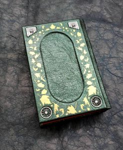 The Name of the Wind Patrick Rothfuss Leatherbound Leather Book Collectors Edition 6
