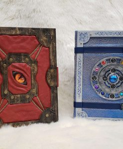 Custom DnD Dungeons and Dragons Leatherbound Book Rebinding 1