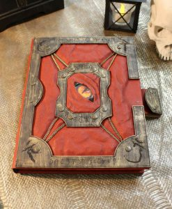 Dungeons and Dragons Legendary Leatherbound Tome Grimoire Book Monster Manual 203-1280