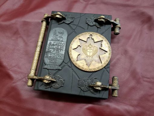 The Mummy Book of the Dead Replica Imhotep Prop 8
