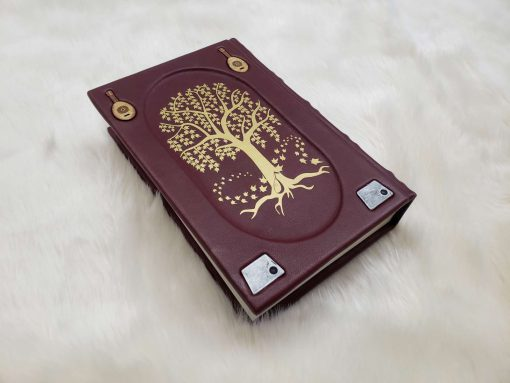 The Wise Mans Fear Patrick Rothfuss Leatherbound Leather Book Collectors Edition 10